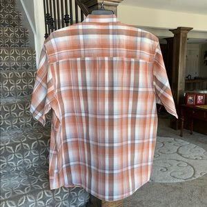 Clear Water Outfitters Shirts - Men's casual button down short sleeve shirt.